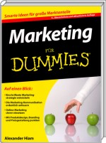 Marketing für Dummies, Best.Nr. WL-70640, € 19,95