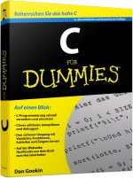 C f�r Dummies, Best.Nr. WL-70647, € 24,95
