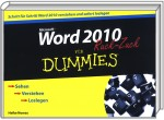 Word 2010 f�r Dummies Ruck-Zuck, Best.Nr. WL-70692, € 12,95