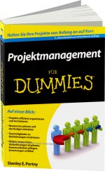 Projektmanagement f�r Dummies, Best.Nr. WL-70736, € 24,95