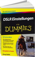 DSLR Einstellungen f�r Dummies, Best.Nr. WL-70760, € 26,95