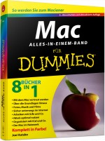 Mac f�r Dummies, Alles-in-einem-Band, Best.Nr. WL-70822, € 36,95