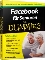 Facebook f�r Senioren f�r Dummies, Best.Nr. WL-70836, € 16,95