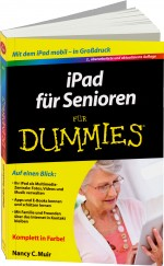 iPad f�r Senioren f�r Dummies, Best.Nr. WL-70978, € 24,99