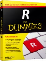 R f�r Dummies, Best.Nr. WL-70981, € 22,99