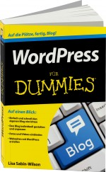 WordPress f�r Dummies, Best.Nr. WL-70997, € 24,99