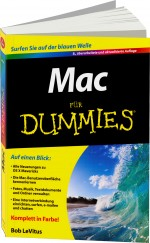 Mac f�r Dummies, Best.Nr. WL-71010, € 22,99
