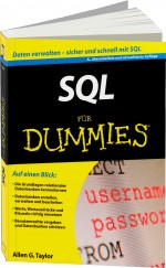 SQL f�r Dummies, Best.Nr. WL-71020, € 24,99