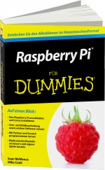 Raspberry Pi f�r Dummies, Best.Nr. WL-71026, € 19,99