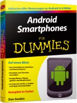 Android-Smartphones f�r Dummies, Best.Nr. WL-71029, € 19,99