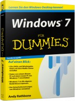 Sonderausgabe: Windows 7 f�r Dummies, Best.Nr. WL-71049, € 10,00
