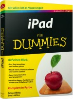 iPad f�r Dummies, Best.Nr. WL-71096, € 17,99