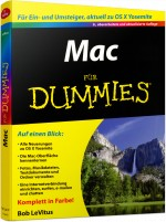 Mac f�r Dummies, Best.Nr. WL-71126, € 22,99