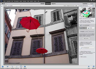 Fotos bearbeiten mit Photoshop Elements 15