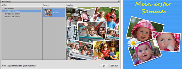 Fotocollagen mit Photoshop Elements 15 erstellen