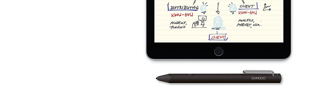 Intelligenter Stylus
