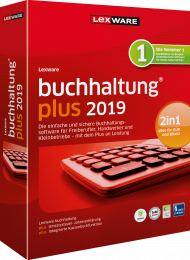 Lexware buchhaltung plus 2019 (Download), ISBN: , Best.Nr. LXO1206, erschienen 11/2018, € 282,70