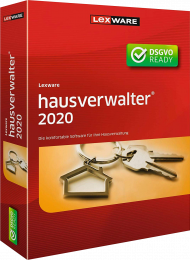Lexware hausverwalter 2020 (Download), ISBN: , Best.Nr. LXO1219, erschienen , € 279,00