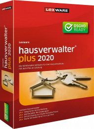 Lexware hausverwalter plus 2020 (Download), ISBN: , Best.Nr. LXO1220, erschienen , € 399,00