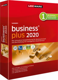 Lexware business plus 2020 Jahresversion (Download), ISBN: , Best.Nr. LXO1230, erschienen 11/2019, € 369,95