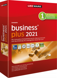 Lexware business plus 2021 Jahresversion (Download), EAN: 9783648145128, Best.Nr. LXO1247, erschienen 12/2020, € 399,00