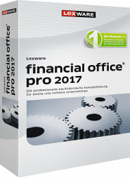 Lexware financial office pro 2017 (Download), Best.Nr. LXO4157, € 819,00