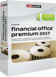 Lexware financial office premium 2017 (Download), Best.Nr. LXO4158, € 1.099,00