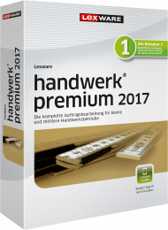 Lexware handwerk premium 2017 (Download), Best.Nr. LXO4162, € 569,00
