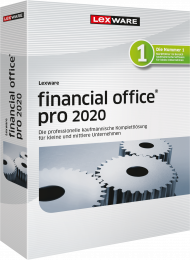 Lexware financial office pro 2020 Jahresversion (Download), ISBN: , Best.Nr. LXO4190, erschienen 11/2019, € 919,95