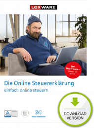 smartsteuer 2017 (Online-Software), Best.Nr. LXO5043, € 14,95