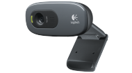 Logitech HD Webcam C270, Best.Nr. LO-001063, € 27,95
