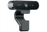 Logitech BRIO 4K Ultra HD-Webcam, ISBN: , Best.Nr. LO-001106, erschienen 03/2017, € 189,95
