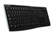 Logitech Wireless Keyboard K270, Best.Nr. LO-003052, erschienen 02/2012, € 32,95