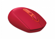 Logitech Wireless Mouse M590 Multi-Device Silent - Ruby, Best.Nr. LO-005199, € 47,95
