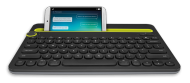 Logitech Bluetooth Multi-Device Keyboard K480 - schwarz, ISBN: , Best.Nr. LO-006350, erschienen 09/2014, € 45,95