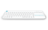 Logitech Wireless Touch Keyboard K400 Plus weiss, ISBN: , Best.Nr. LO-007128, erschienen 11/2015, € 42,95