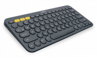 Logitech K380 Multi-Device Bluetooth Keyboard - schwarz, ISBN: , Best.Nr. LO-007566, erschienen 02/2017, € 44,95