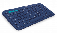 Logitech K380 Multi-Device Bluetooth Keyboard - blau, ISBN: , Best.Nr. LO-007567, erschienen 01/2017, € 44,95