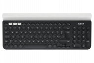 Logitech K780 Multi-Device Wireless Keyboard - dunkelgrau/weiß, ISBN: , Best.Nr. LO-008034, erschienen 01/2017, € 99,95