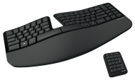 MS Sculpt Ergonomic Keyboard For Business (5KV-00004), Best.Nr. MZ-2001, € 77,95