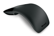 MS Arc Touch Mouse schwarz (RVF-00050), Best.Nr. MZ-2014, € 58,95