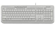 MS Wired Keyboard 600 weiß (ANB-00028), Best.Nr. MZ-2047, € 13,95