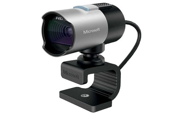 MS LifeCam Studio (Q2F-00015) - Webcam: HD-Sensor mit 1080p, HD-Video-Chat mit 720p /  ,