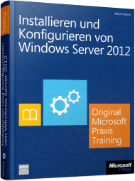 Installieren und Konfigurieren von Windows Server 2012, Best.Nr. MS-5480, € 69,00