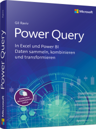Power Query, ISBN: 978-3-86490-727-2, Best.Nr. MS-727, erschienen 03/2020, € 39,90