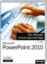 Microsoft PowerPoint 2010, Best.Nr. MSE-5074, € 11,90