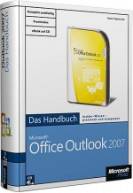 Microsoft Office Outlook 2007 - Das Handbuch, Best.Nr. MSE-5106, erschienen 06/2007, € 27,90
