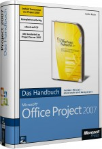Microsoft Office Project 2007 - Das Handbuch, Best.Nr. MSE-5109, € 39,90