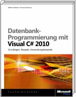 Datenbank-Programmierung mit Visual C# 2010, Best.Nr. MSE-5446, € 39,90
