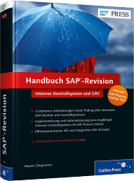 Handbuch SAP-Revision, Best.Nr. GP-1928, € 119,90